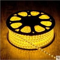 交泰LED灯带 高亮5050 3528卧室客厅吊顶柜台优质灯条LED光带包邮