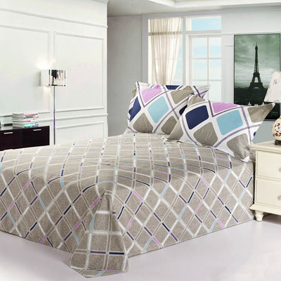 Dai Laier 100% cotton twill pure cotton bed linen Lovers in Prague Specials shipping CL1009