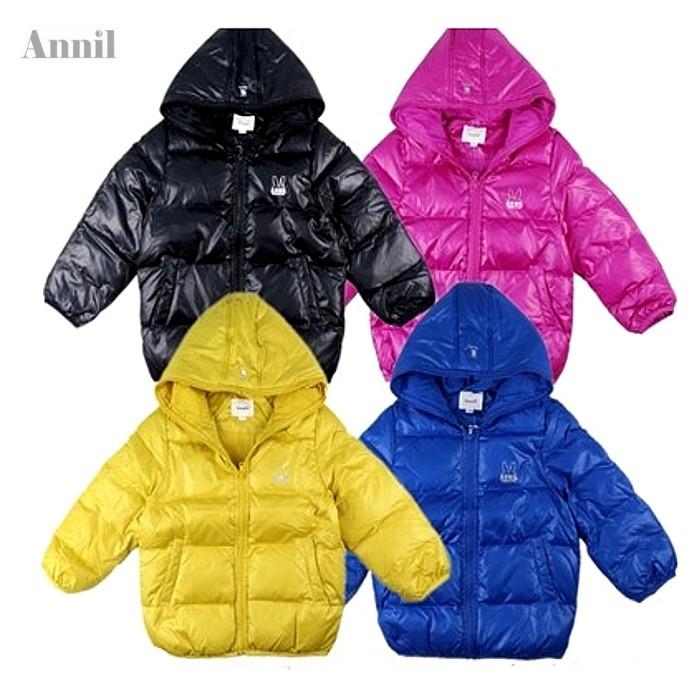 安奈儿童装 亲子装家庭装短款羽绒服AM347774 新款 正品 特价