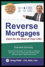 Mortgages 预售 Reverse Executive Summary