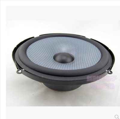 Imported second-hand car horns 6 inch bass special clearance processing export inventory dozen pairs only 90 yuan