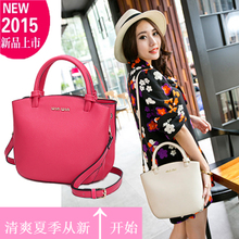 Ms YILIANGE package the new spring/summer 2015 South Korea fashion cowhide leather shoulder his laptop bag
