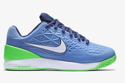 正品NikeCourt Zoom Cage 2 女子网球鞋    705260