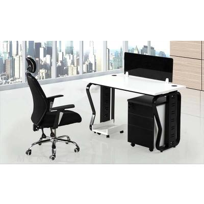 Shanghai office furniture desk staff minimalist wall panels Modern Portfolio deck staff tables