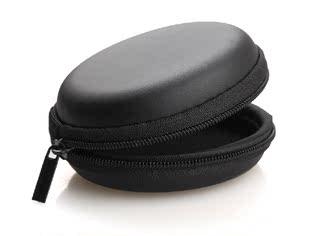 耳机收纳盒 保护袋耳机保护袋 三角收纳盒 MP3 MP4收纳袋 收纳包