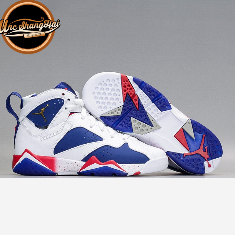 北卡大学 Air Jordan 7 Tinker Alternate AJ7 奥运 304775-6-123