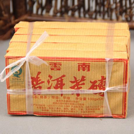 普洱茶砖特级