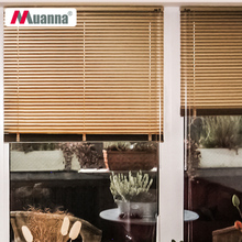 MuAnNa German brand aluminum alloy shutter shutter shade piece turn custom kitchen curtain rod shading toilet