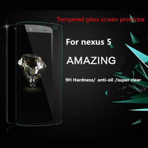 nexus 5钢化膜Tempered Glass screen protector 0.3mm