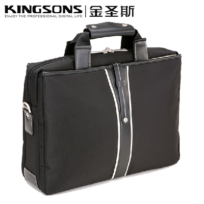 Kingsons 15.6 inch laptop bag laptop shoulder bag men and women 14-inch business laptop bag