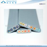 电梯随行  柔性扁平电缆 TVVB 20 24*0.75 国标 全新大厂配套