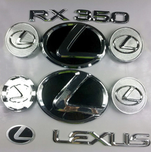 The new BYD, BYD S6 refitting the lexus logo Lexus set of standard S6 modified standard lexus logo