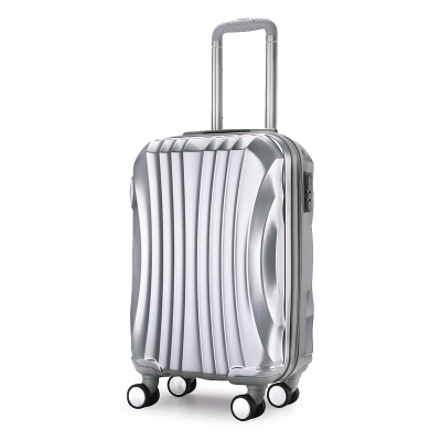Flower Prince Trolley men lockbox 20-inch 24-inch box checked luggage caster board chassis Korean