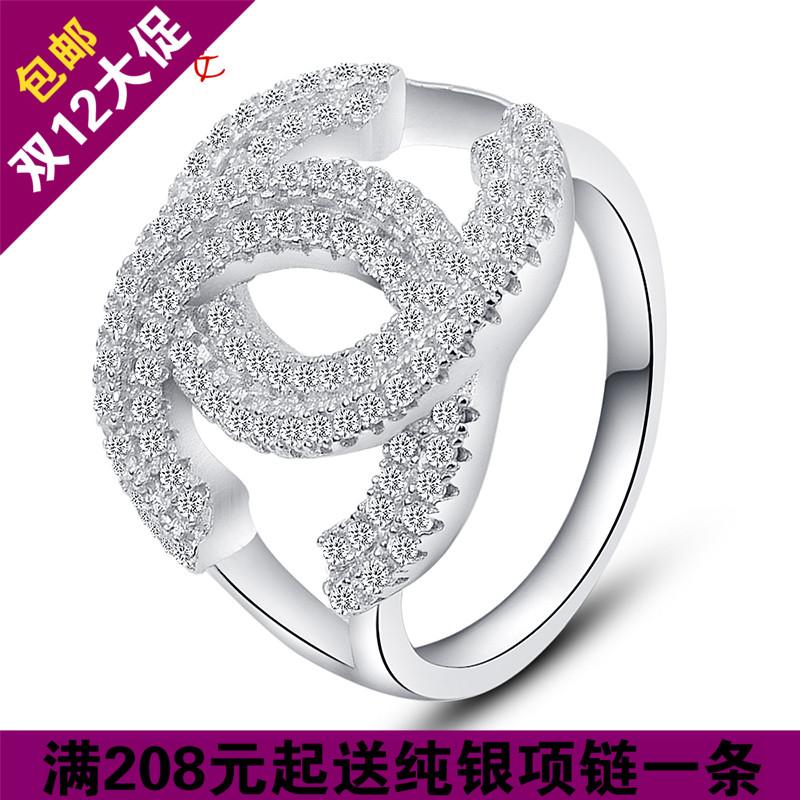 Кольцо Silver jz003 S925