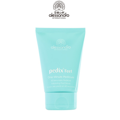 Alessandro Asia Li Alexandria Foot Scrub Gel stunning suitable for any skin
