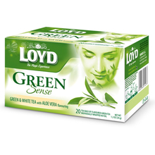 Hong Kong bought polish import LOYD green tea