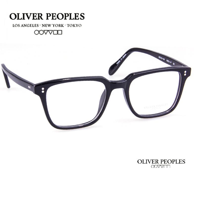 Oliver Peoples Oliver box frames imported sheet myopia glasses frame ...