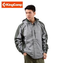 KingCamp/Kang Er autumn winter outdoor wind and two laminated rubber single men charge kw7008w