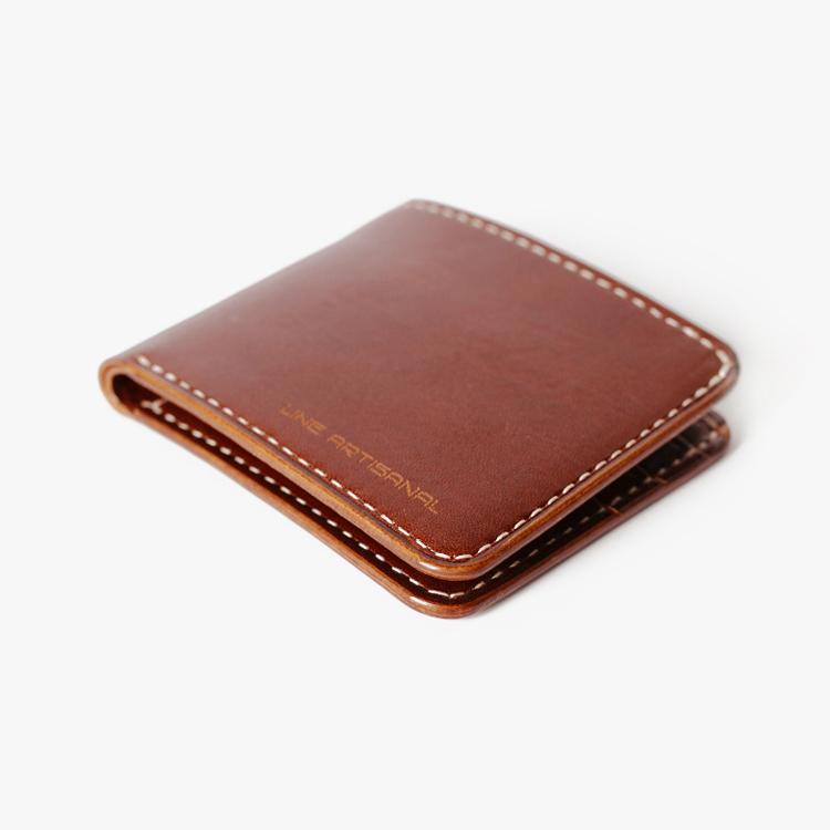 【匠线】LINE ARTISANAL 植鞣皮 原创手工包 真皮 多卡位手缝钱包