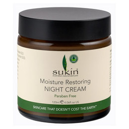 Sukin Moisture Restoring Night Cream苏芊纯保湿修护晚霜120ml