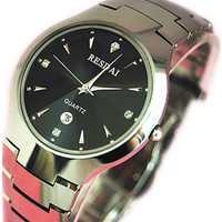 Tungsten steel strap men quartz wristwatch free shipping_250x250.jpg