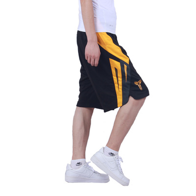 Si Ying Xuan star basketball fans equipped with basketball shorts and sweat pants breathable sports shorts fifth big man