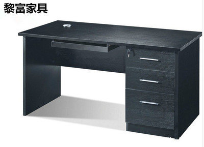 Shanghai office furniture modern fashion plate single desk office desk computer desk desk