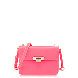 Charles & amp; amp; Keith new candy color fluorescent color compact hand Messenger Handbag CK2-70700030