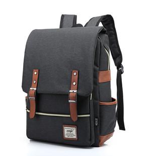 戴尔苹果华硕笔记本电脑包双肩 寸14寸13寸男女书包背包双肩包