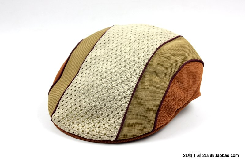 英国 K家 Mesh Fushion Cap 夏日透气系列 舒适排汗效果佳 贝雷帽