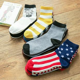 亚鹏男袜女人袜秋冬季高帮中筒袜保暖透气舒适袜男士女士棉袜袜子
