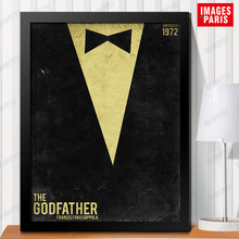 The godfather 2 classic al pacino movie posters Framed picture bar KTV cafe sitting room adornment