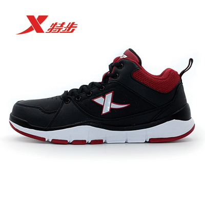 Xtep basketball shoes 2014 fashion wear and high-top sports student Foot basketball shoes men 986319120598
