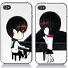 iPhone4手机套 4s手机壳 苹果4s保护壳 彩绘 情侣外壳