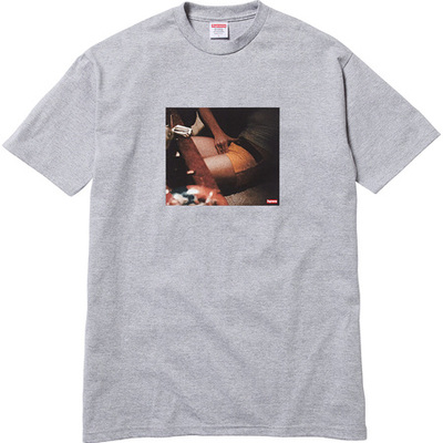 现货 美国正品 Supreme KIDS 20th Anniversary Make Out Tee