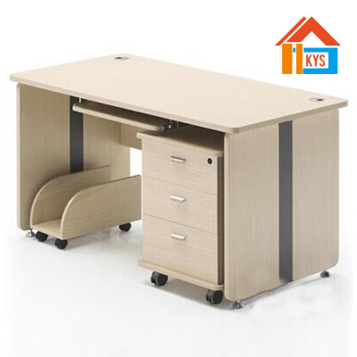 Shanghai office furniture desk combination of desktop computer table and chairs boss single office staff employees