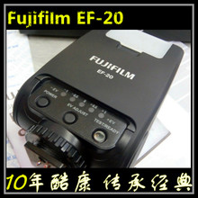 Fujifilm/Fuji EF - 20 mini flash X100S XT1 XE2 XE1 authentic EF20