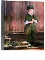 儿童演出 舞蹈 服装小红军八路小军装男童 女童服装红军演出服装