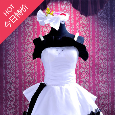 Dominated by K-ONLight tone girls Hirasawa Yui ED gorgeous dress clothing custom version cos