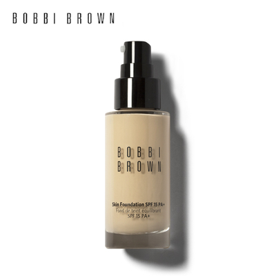 BOBBI BROWN芭比波朗 舒盈平衡粉底露 防晒裸妆 持久遮瑕粉底液