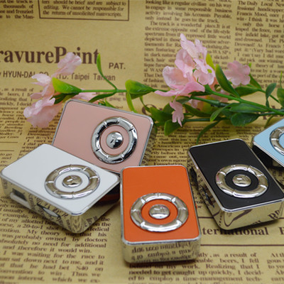 WM / TF card MP3 clip crystal plating card players nationwide shipping 13 yuan mad rush to buy