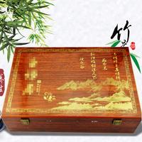 日本铁壶茶具套装铸铁茶壶 铁壶桐木盒精品礼盒包装高端礼品特价