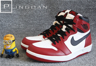 平淡鞋店 乔丹Air Jordan1.5 Chicago芝加哥白红AJ1.5 768861-601