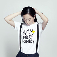 B.PLUS(first tshirt)slogan T-shirt_250x250.jpg