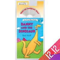 原版Danny and the Dinosaur with CD( I Can Read Level
