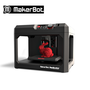 MakerBot Replicator 5th 3D打印机 第五代大尺寸高精度3D打印机