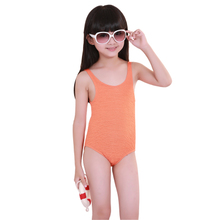 Specials, children's wear the new summer 2014 ma girl one-piece swimsuit