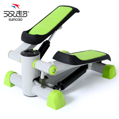 Double super genuine hydraulic mute stepper home multifunction lose weight