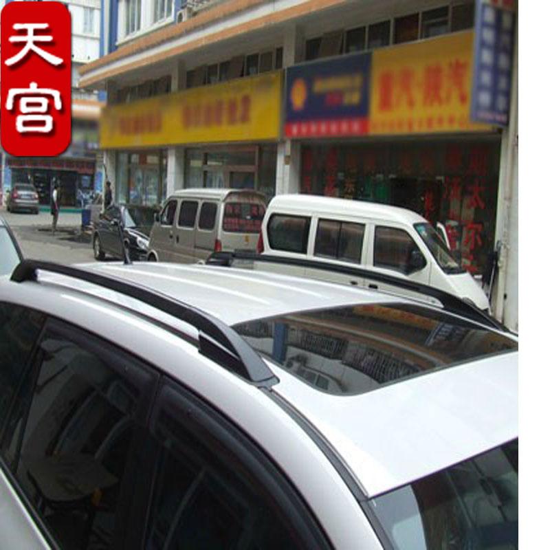 09-13款丰田RAV4汽车行李架 车顶架 旅行架子 免打孔改装专车专用