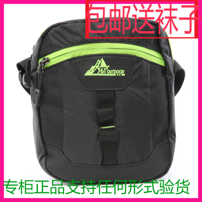 L 361 degrees genuine official flagship store for men and women sports tote bag diagonal 2014 new fall